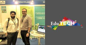 LiteracyPlanet Attends EduTECH Asia for the Second Year!